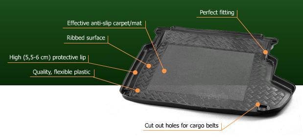 BOOT LINER SPECIFICATIONS