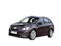 CHEVROLET CRUZE BOOT LINERS