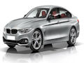 BMW 4 SERIES BOOT LINERS