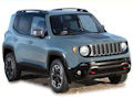 JEEP RENEGADE BOOT LINERS