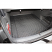 Audi A5 coupe boot liner fitted