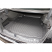 Jaguar XF boot liner fitted