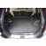 nissan x trail bootliner protective mat