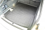 Audi A6 Avant boot liner fitted 2