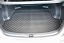 TOYOTA COROLLA SALOON boot liner fitted