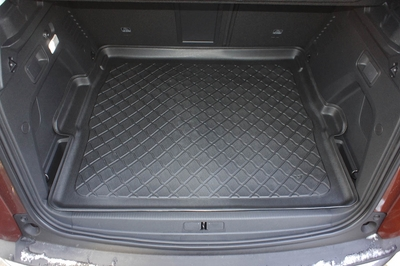 VAUXHALL GRANDLAND BOOT LINER fitted