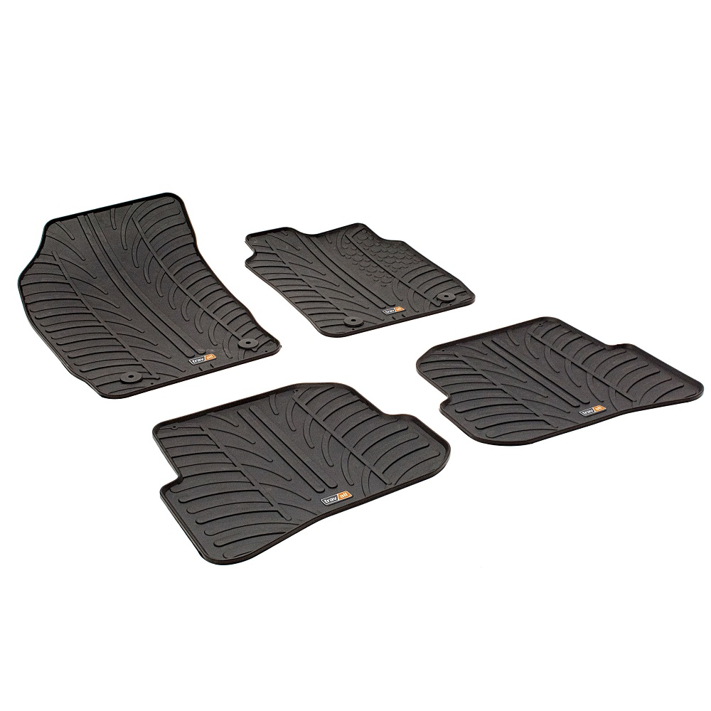 A1 Tailored Rubber Car Mats Bootsliners