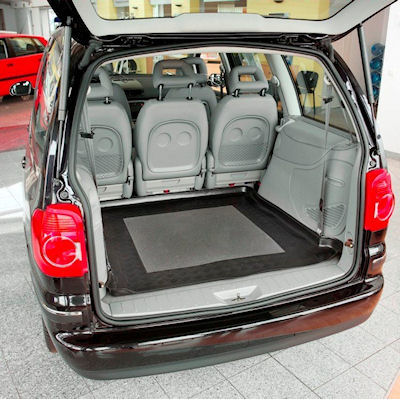 Galaxy Boot Liner 2002 2006 Boot Liners Tailored Car