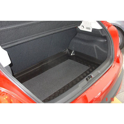 peugeot 207 boot liner boot liners tailored car boot mats bootsliners. Black Bedroom Furniture Sets. Home Design Ideas