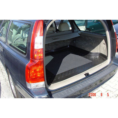 V70 Boot Liner 2000 2007 Boot Liners Tailored Car Boot