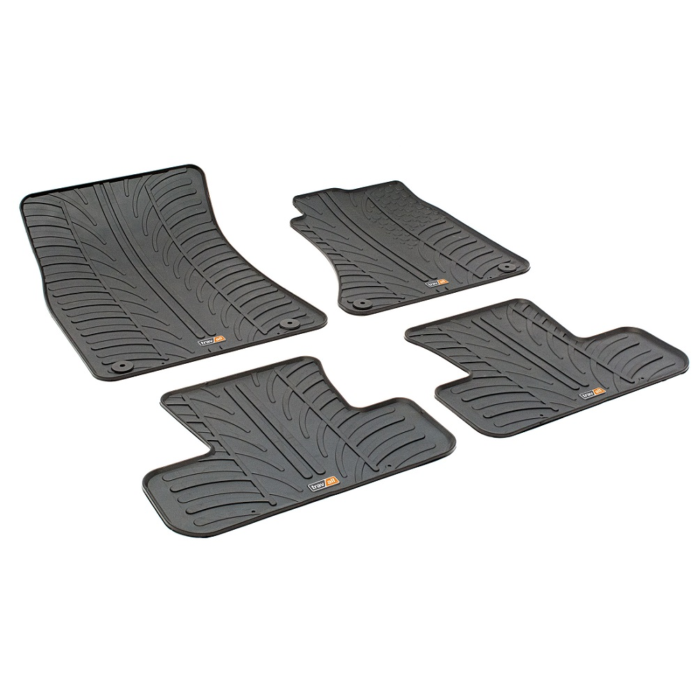 AUDI Q5 TAILORED RUBBER CAR MATS uptp 2016