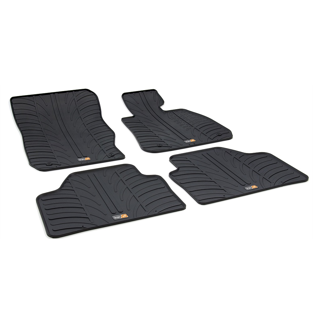 X1 TAILORED RUBBER CAR MATS 2009-2015