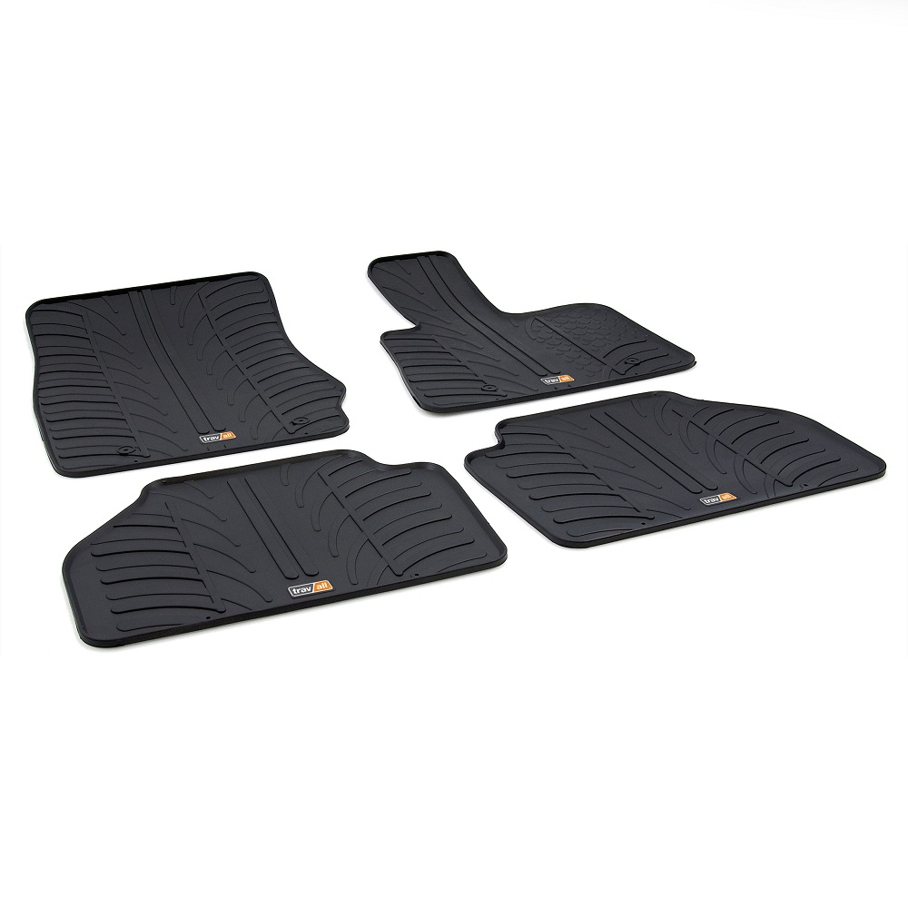 BMW X4 TAILORED RUBBER CAR MATS 2014 ONWARDS