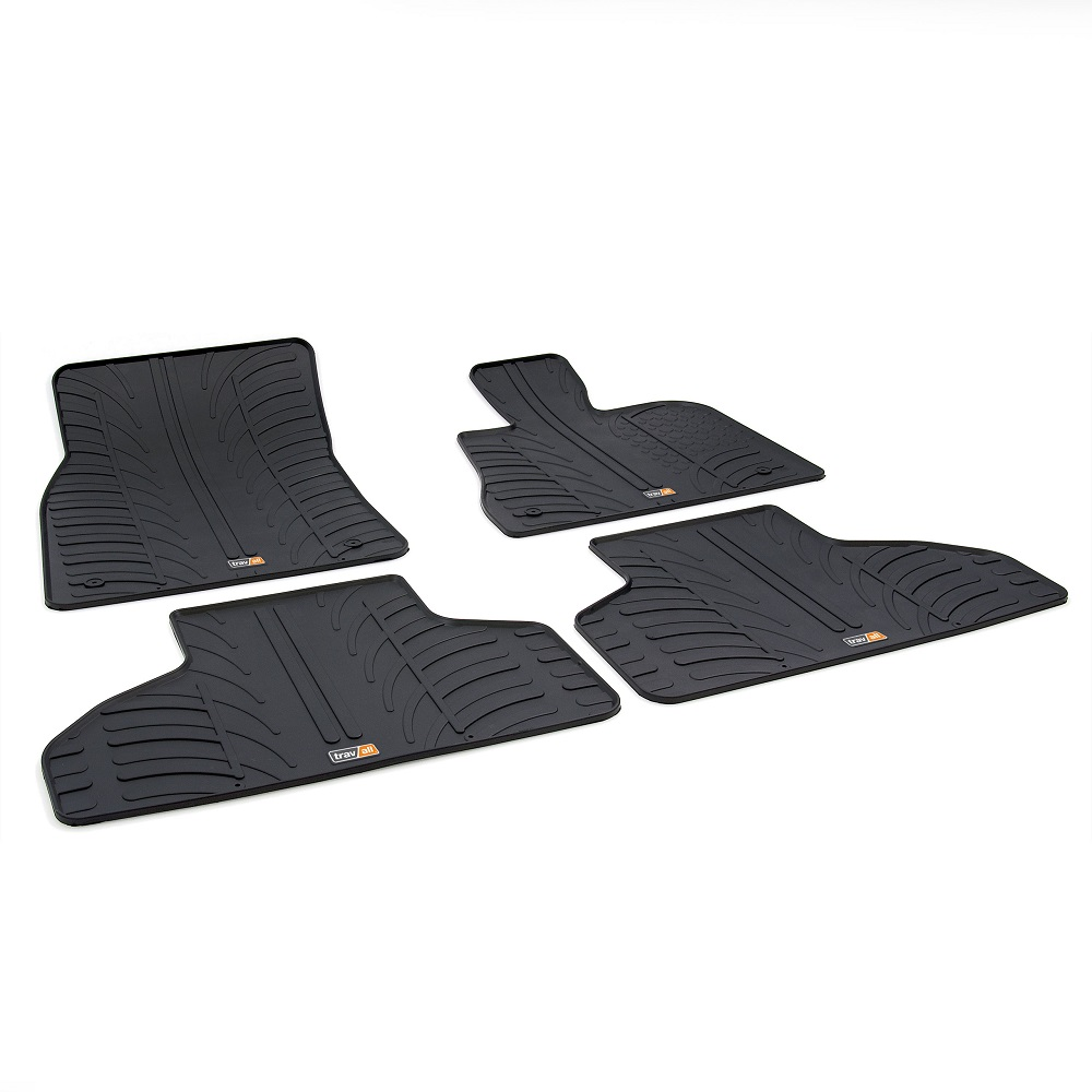 BMW X5 TAILORED RUBBER CAR MATS 2013 ONWARDS