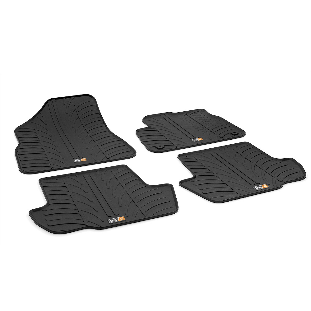 CITROEN DS5 TAILORED RUBBER CAR MATS