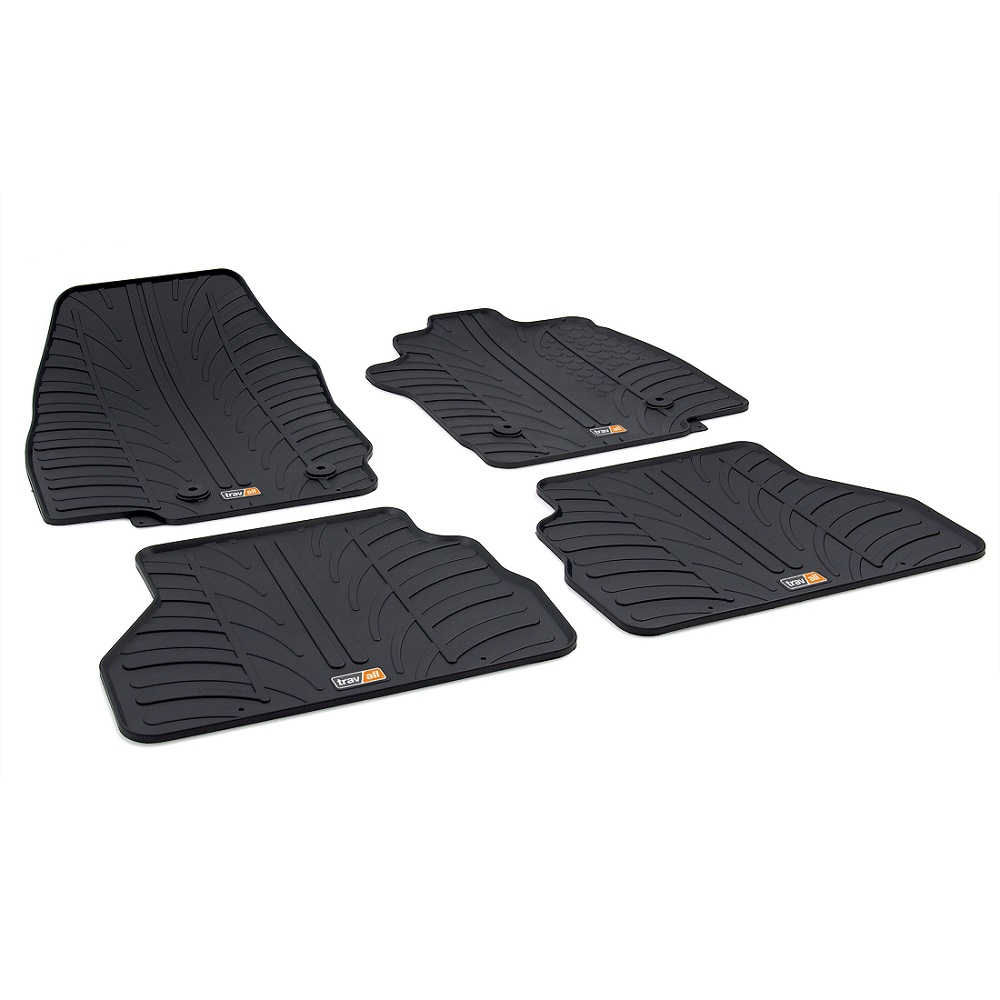 FORD B-MAX TAILORED RUBBER CAR MATS