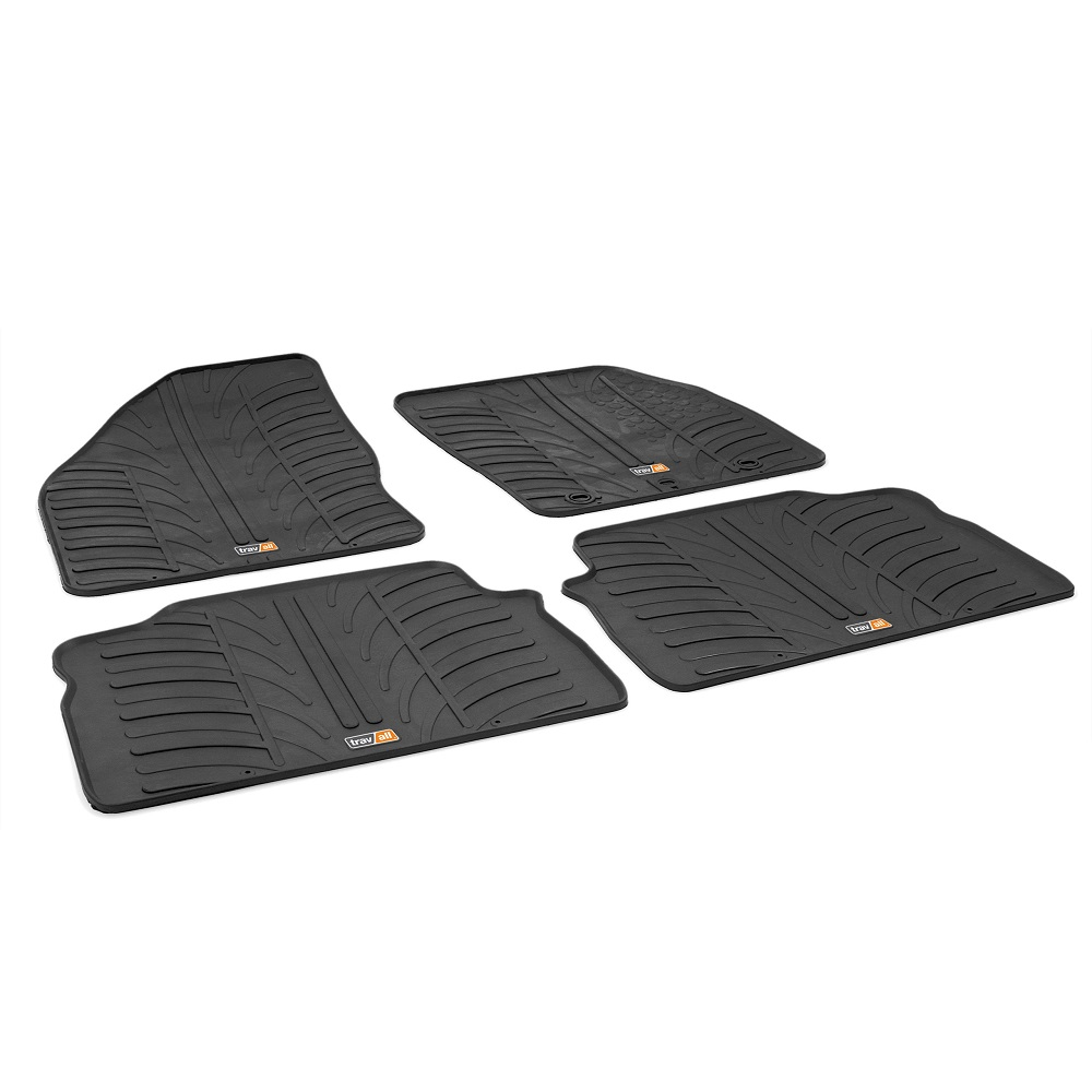 FORD KUGA TAILORED RUBBER CAR MATS 2008-2011