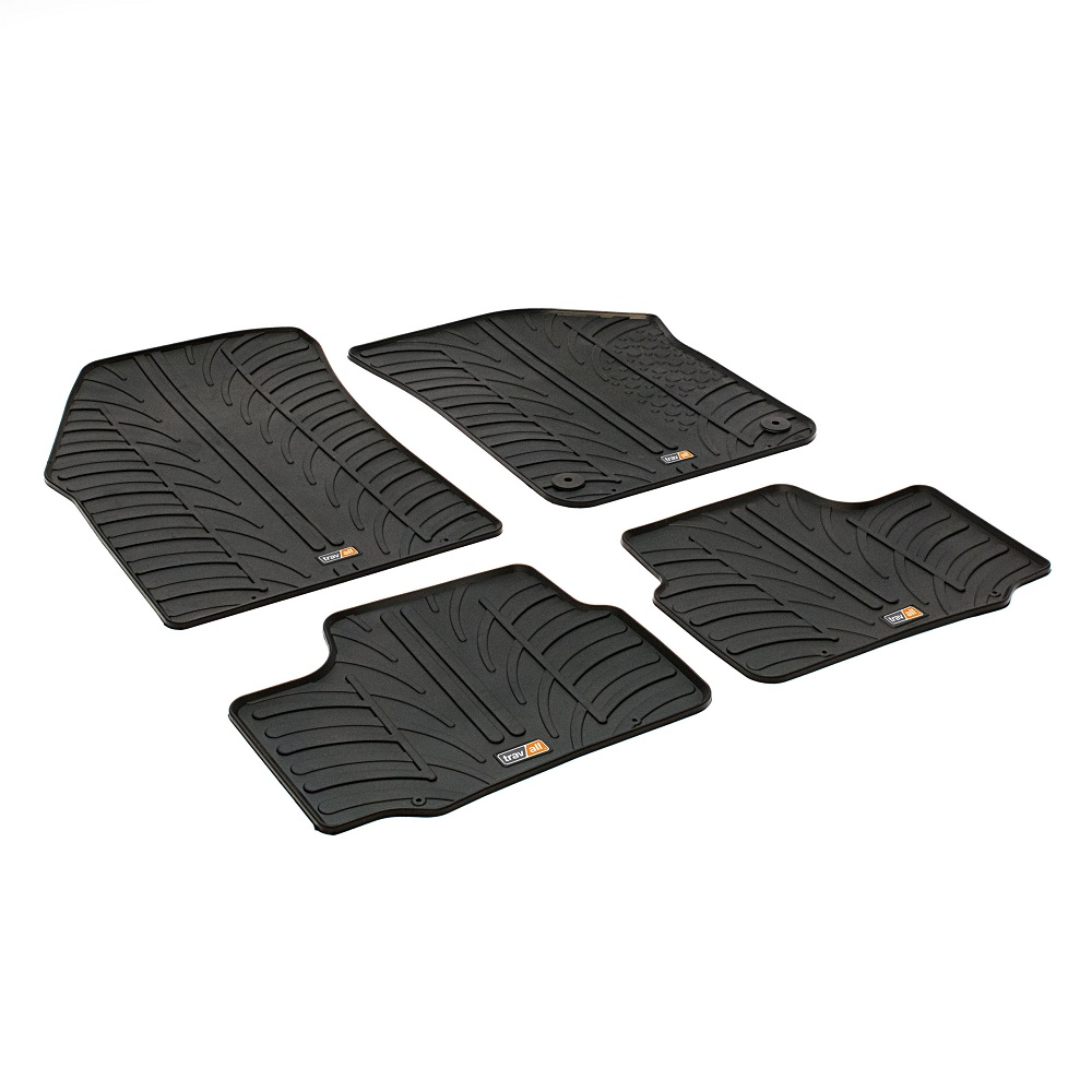 SEAT MII TAILORED RUBBER CAR MATS