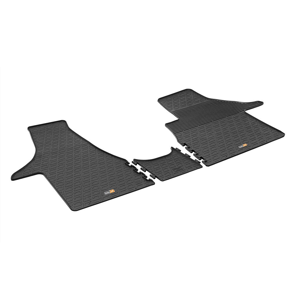 VW T5 TAILORED RUBBER CAR MATS