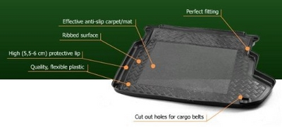 SONATA BOOT LINER 2005 ONWARDS