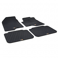 VAUXHALL ANTARA TAILORED RUBBER CAR MATS 2010 ONWARDS