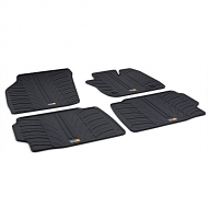 MONDEO TAILORED RUBBER CAR MATS 2015 ONWARDS