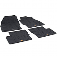 CORSA TAILORED RUBBER CAR MATS 2015 ONWARDS