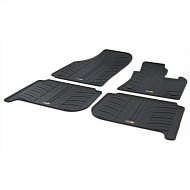 VW VOLKSWAGEN TOURAN TAILORED RUBBER CAR MATS 2003-2015
