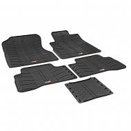 KIA SOUL TAILORED RUBBER CAR MATS