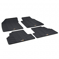 MOKKA TAILORED RUBBER CAR MATS