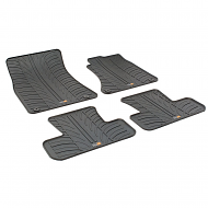 Q5 TAILORED RUBBER CAR MATS uptp 2016