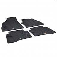 OUTLANDER PHEV TAILORED RUBBER CAR MATS 2012 ONWARDS