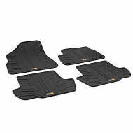 DS5 TAILORED RUBBER CAR MATS