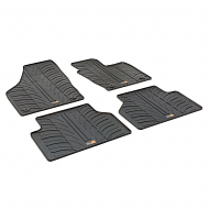 Q3 TAILORED RUBBER CAR MATS