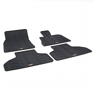 X5 TAILORED RUBBER CAR MATS 2013 ONWARDS