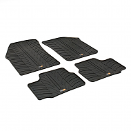 SKODA CITIGO TAILORED RUBBER CAR MATS