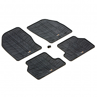 FORD FOCUS TAILORED RUBBER CAR MATS 2004-2011