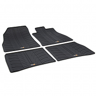NISSAN PULSAR TAILORED RUBBER CAR MATS 2014 ONWARDS