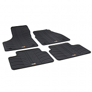 VAUXHALL MERIVA TAILORED RUBBER CAR MATS