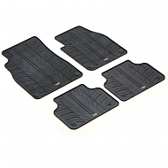 AUDI Q7 TAILORED RUBBER CAR MATS 2015 ONWARDS