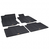 NISSAN X-TRAIL TAILORED RUBBER CAR MATS 2014-2017