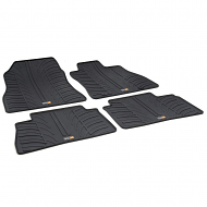 NISSAN JUKE TAILORED RUBBER CAR MATS