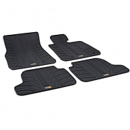 BMW 2 SERIES COUPE TAILORED RUBBER CAR MATS 2014 ONWARDS
