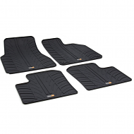 RENAULT TWINGO TAILORED RUBBER CAR MATS