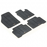 TOURAN TAILORED RUBBER CAR MATS 2015 ONWARDS