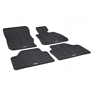 BMW X1 TAILORED RUBBER CAR MATS 2009-2015