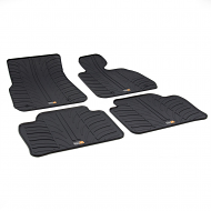3 SERIES TAILORED RUBBER CAR MATS 2012 ONWARDS