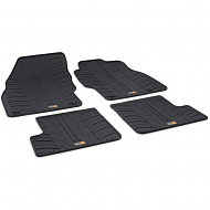 ADAM TAILORED RUBBER CAR MATS