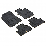 MITSUBISHI ASX TAILORED RUBBER CAR MATS 2009 ONWARDS