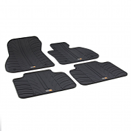 2 SERIES ACTIVE TOURER TAILORED RUBBER CAR MATS 2014 ONWARDS